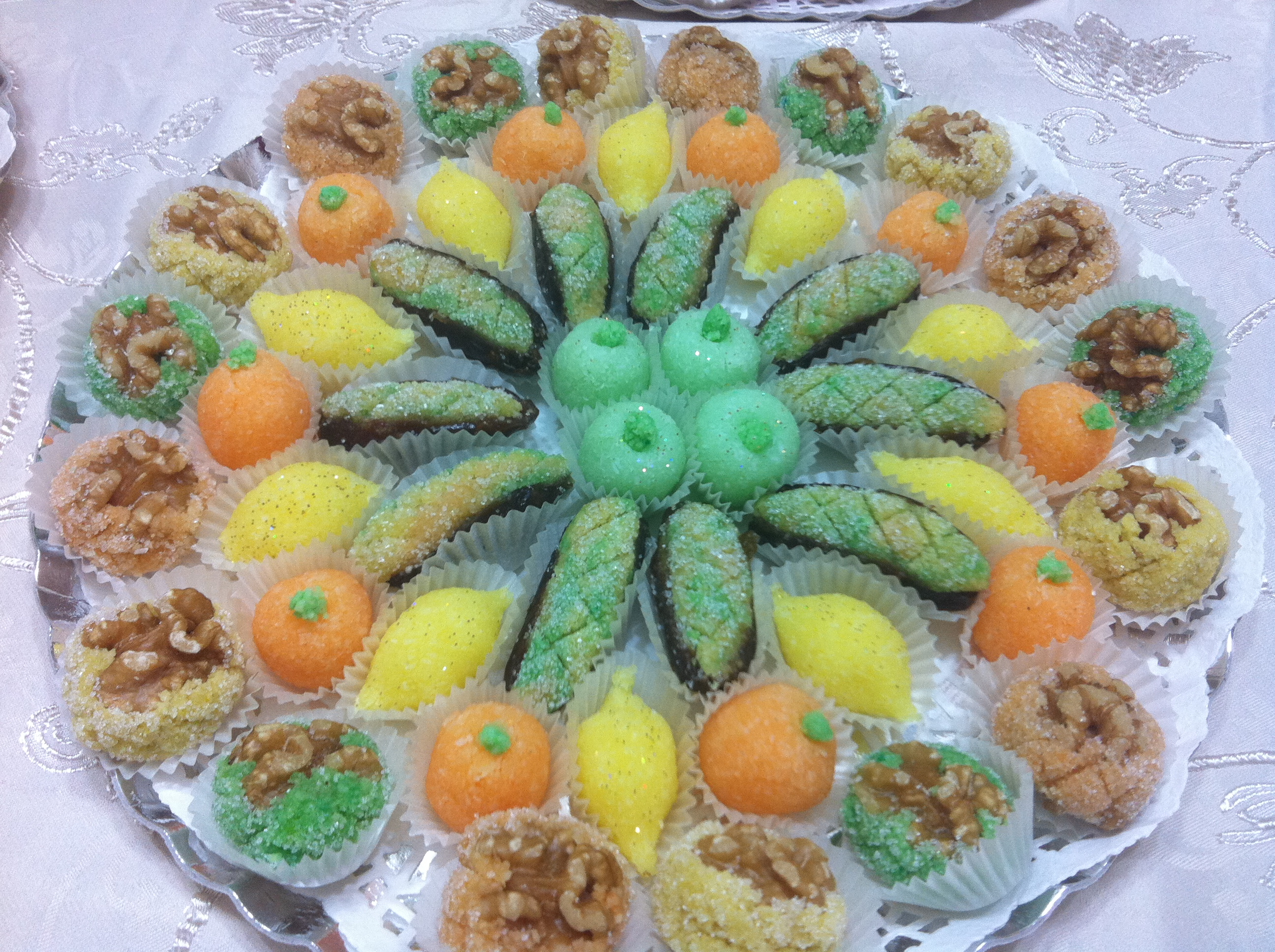 עוגיות מרוקאיות מסורתיות
