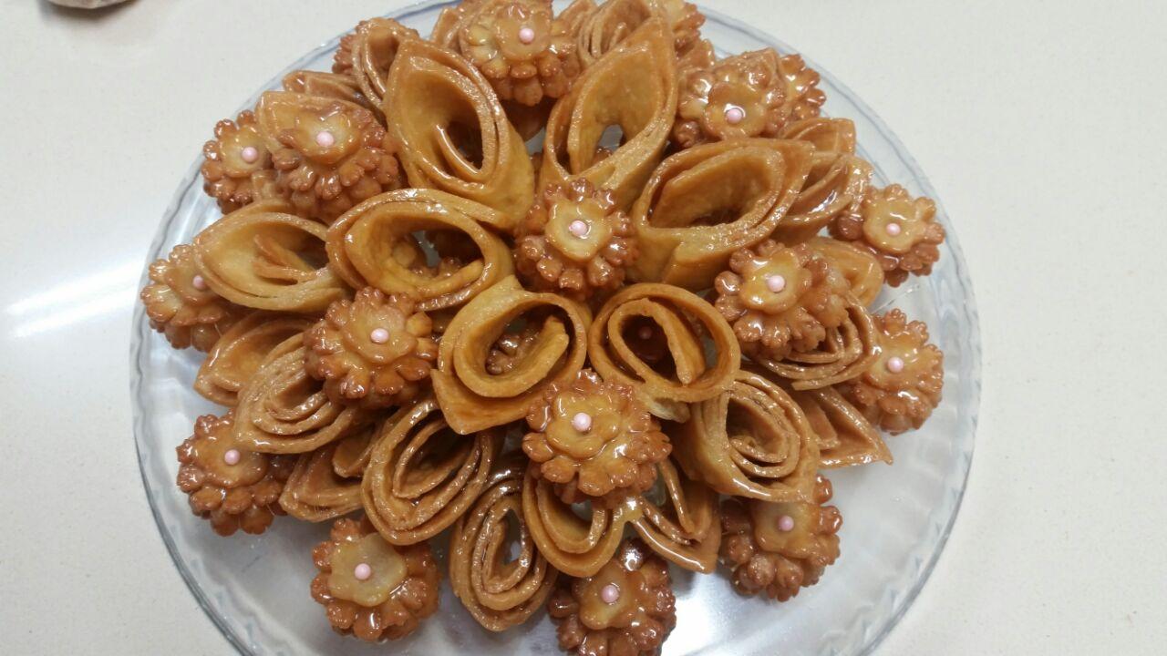 עוגיות שבקייה