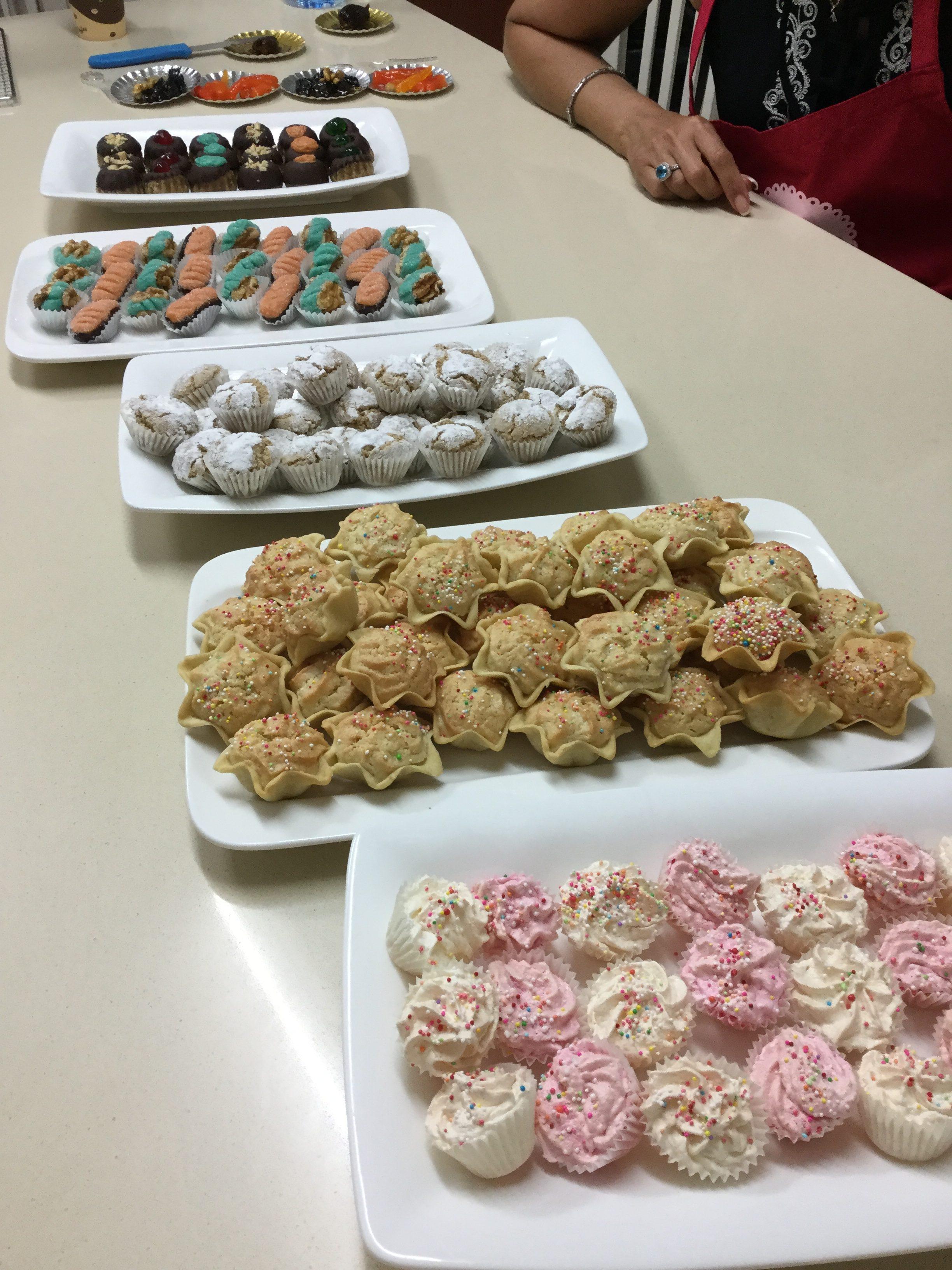 סדנה לעוגיות מסורתיות